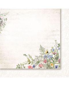 Dvostranski papir - Love notes 06 - 30,5x30,5cm -200g