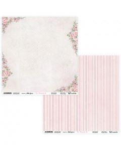 Obojestranski papir - Nice Moments 01/02 - 30,5 x 30,5 cm - 250g