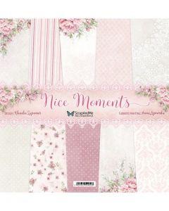 Set papirjev - Nice Moments 30,5 x 30,5 cm