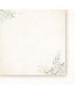 Dvostranski papir - INNOCENCE 05 - 30,5x30,5cm -200g