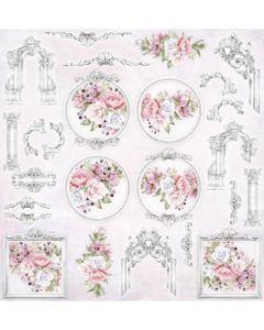 Enostranski papir - Especially for you - 30,5x30,5cm - 250g
