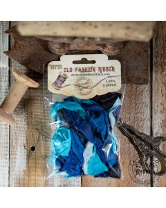 Dekorativni trak - Old Fashion Ribbon - Mix 01 - 5x1,2m