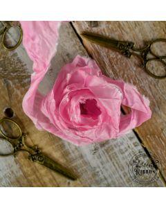 Dekorativni trak - Old Fashion Ribbon - Candy pink - 29 - 1x1,2m