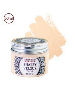 Akrilna barva - Shabby velour - Peach - 50ml