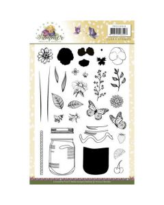 Štampiljka - Precious Marieke - Blooming Summer - 14,8x21cm
