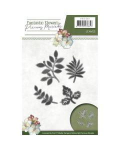Rezalna šablona Precious Marieke - Fantastic Flowers - Leaves