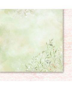 Dvostranski papir - Rose wine 02 - 30,5x30,5cm -200g