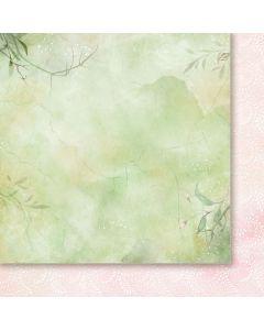 Dvostranski papir - Rose wine 05 - 30,5x30,5cm -200g