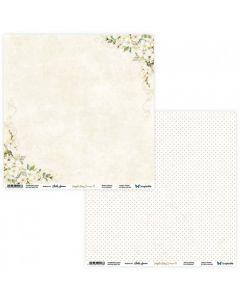 Dvostranski papir - Simple Story 3 Begie 05/06 - 30,5x30,5cm - 250g