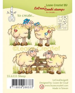 Štampiljka LeCreaDesign - Sheep