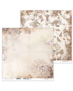 Dvostranski papir - Steam Time 10 - 30,5x30,5cm - 250g - Lexi Design
