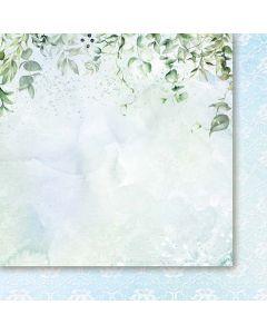 Dvostranski papir - A walk in the clouds 06 - 30,5x30,5cm -200g